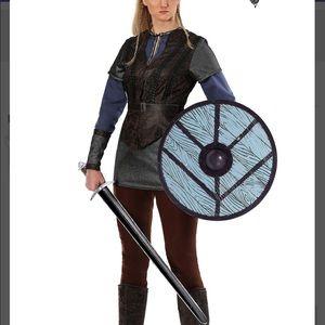 Vikings Lagartha Women's Warrior Shield Maiden